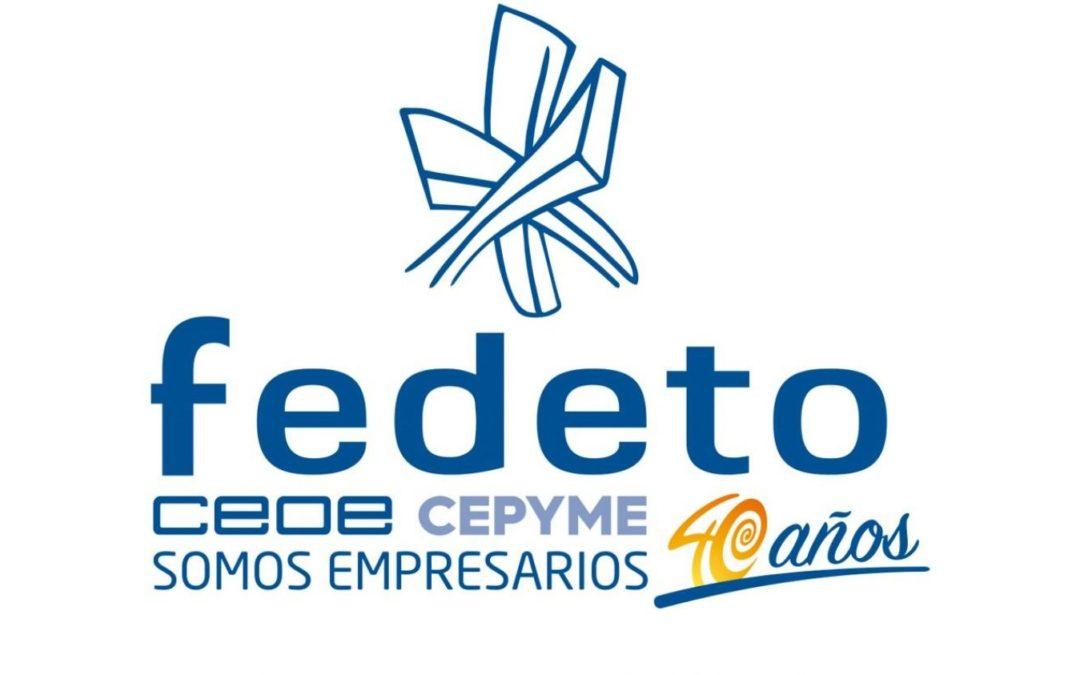 Fedeto y sus premios empresariales 2020
