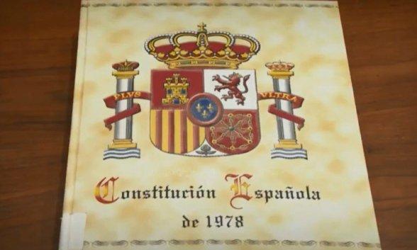 El Gobierno de España quiere acabar con la Constitución, no reformarla.